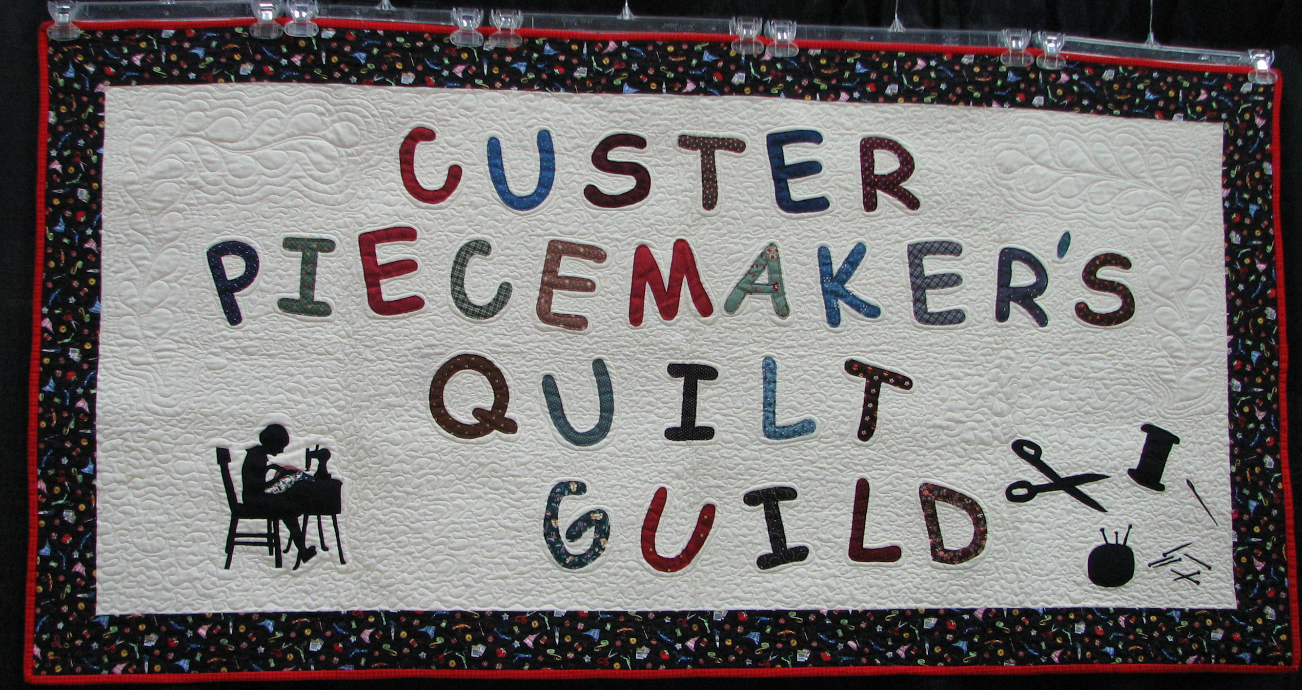 Custer Piecemakers Quilt Guild Show Once A Wingnutways A Wingnut